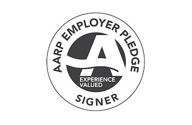 AEG is an AARP Employer Pledge Signer
