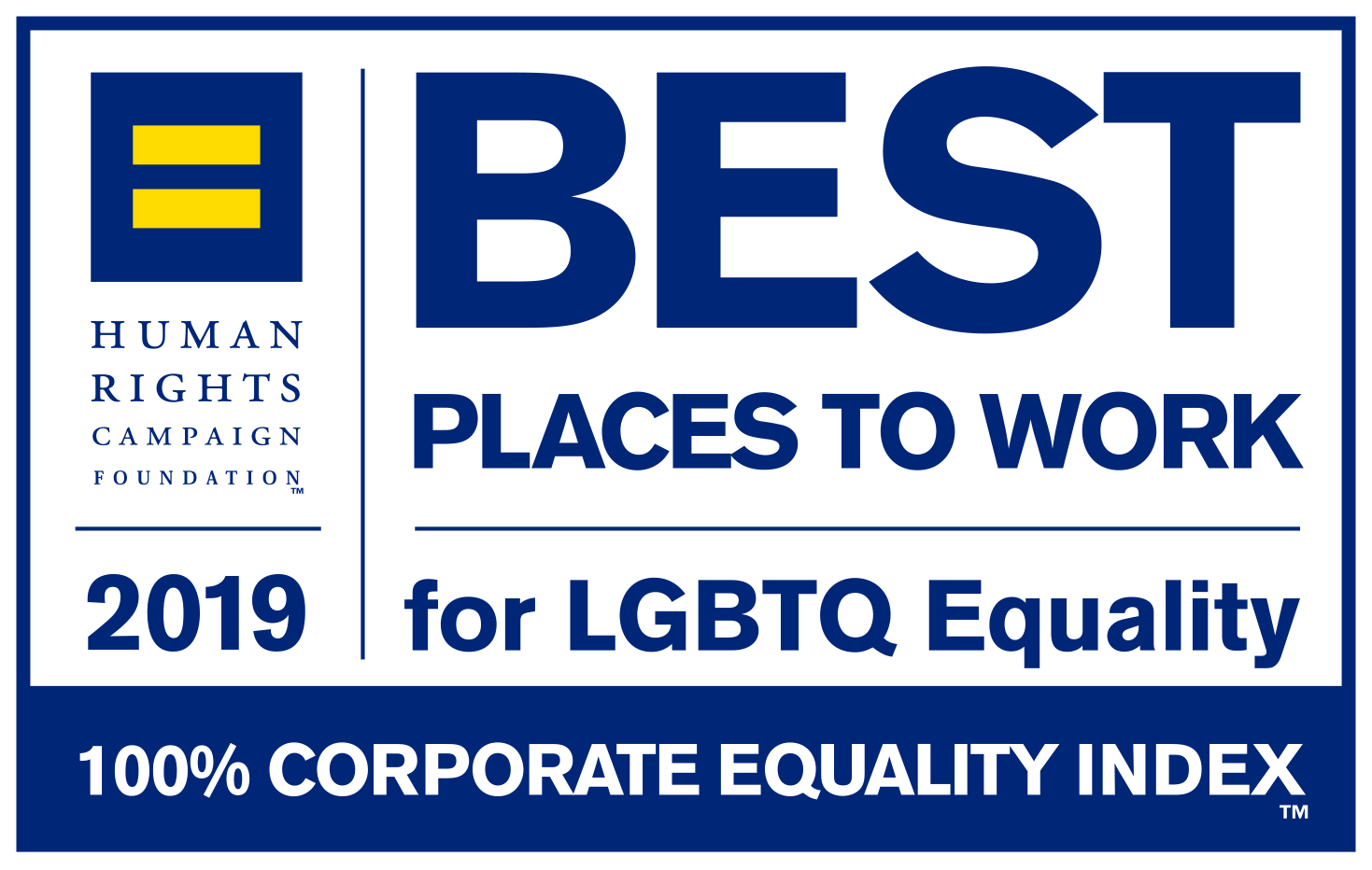 AEG is one of HRCF's 2019 Best Places to Work for LGBTQ Equality