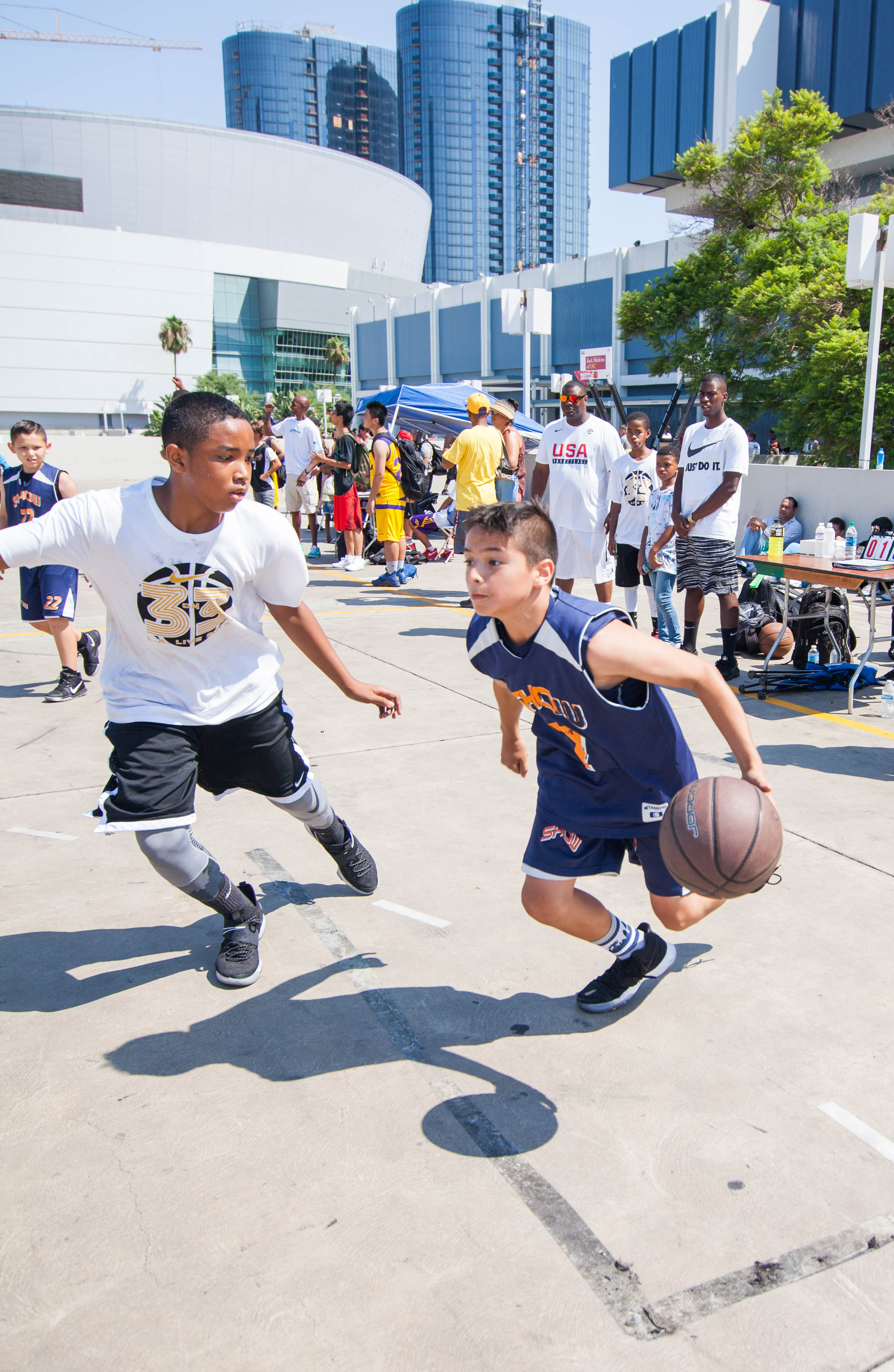 watch 2ad74 d9256 Nike 3ON3 at L.A. LIVE   AEG Worldwide