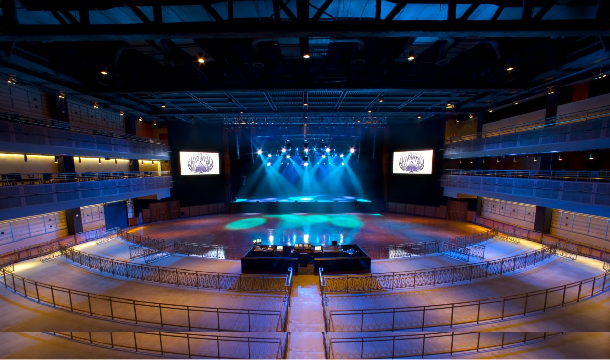 The Joint At Hard Rock Hotel Amp Casino Las Vegas Aeg