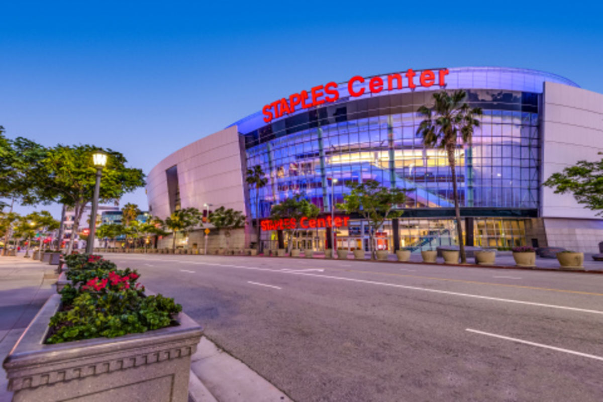 STAPLES Center announces promotions to executive level management team.