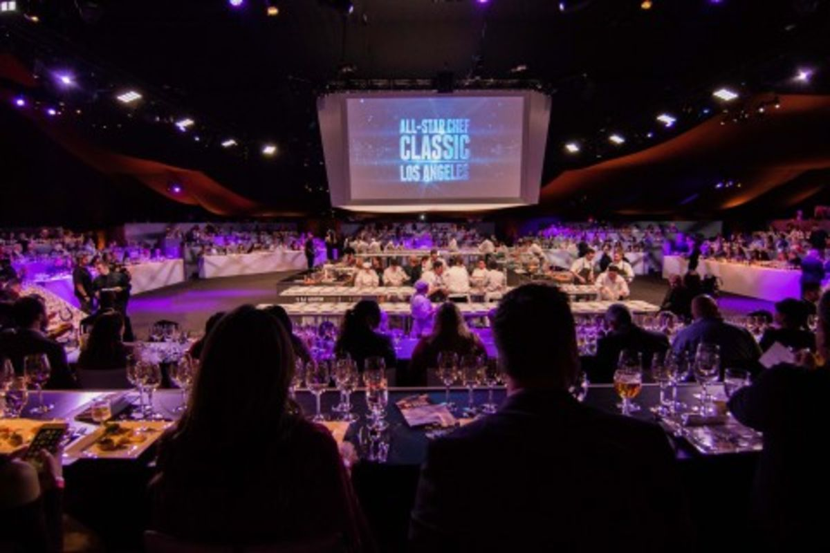 Fifth Annual All-Star Chef Classic at L.A. LIVE to feature more than 40 award-winning chefs from across the globe on March 7-10, 2018.