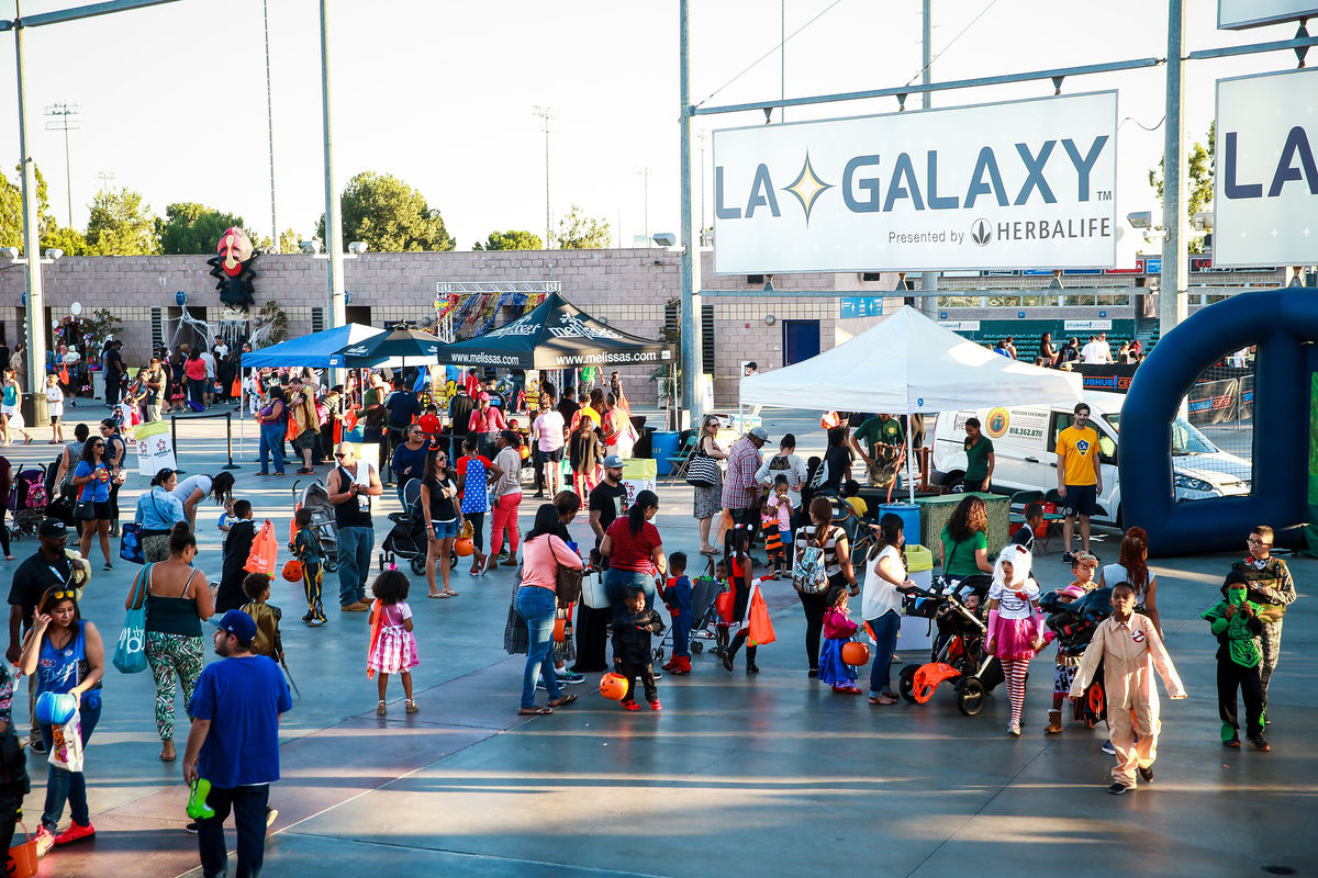 AEG's StubHub Center Foundation and LA Galaxy Foundation will host the 11th annual Treats-N-Suites Halloween Bash at StubHub Center on Friday, Oct. 20
