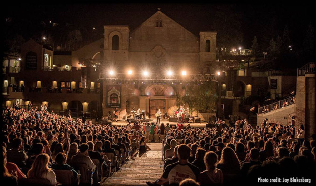The Historic Mountain Winery