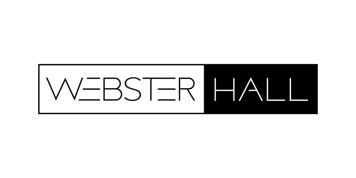 Webster Hall logo