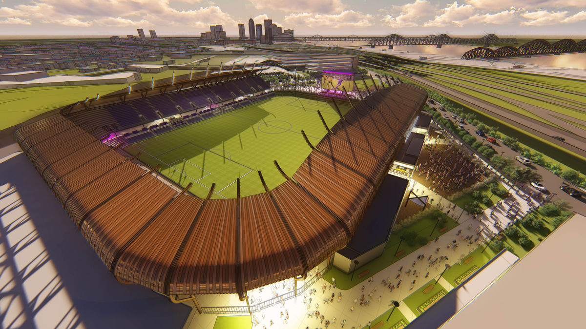 Louisville City Football Club has selected AEG Facilities, the world's leading sports, venue and live entertainment company, a
