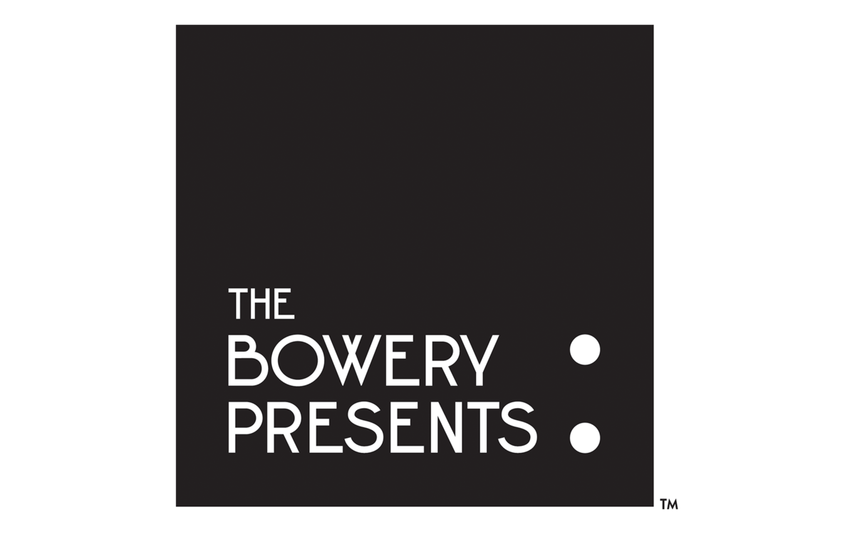 The Bowery Presents Logo