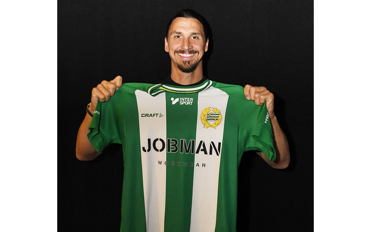 International soccer icon Zlatan Ibrahimović acquires 50% of AEG's ownership interest in Hammarby Fotboll, one of the largest
