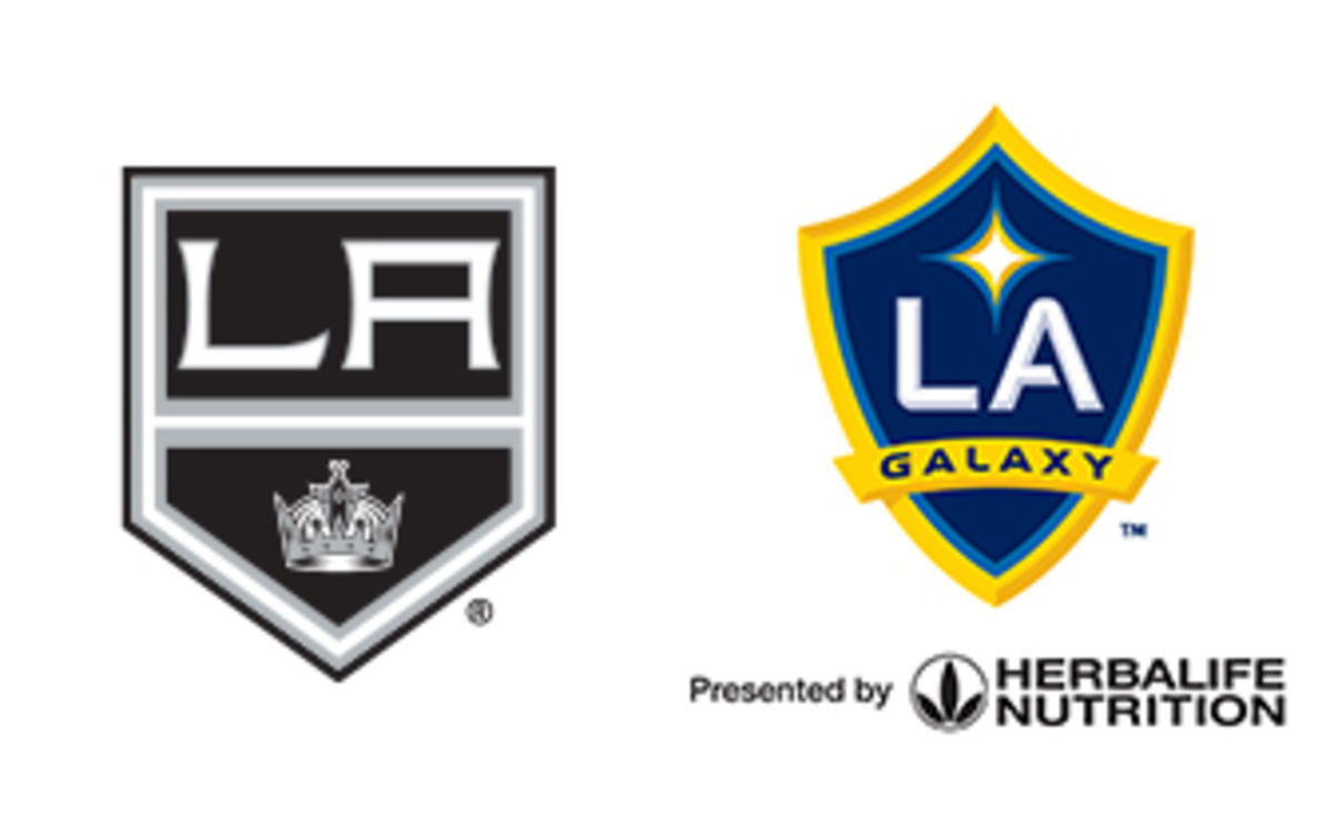 Kings/Galaxy logo