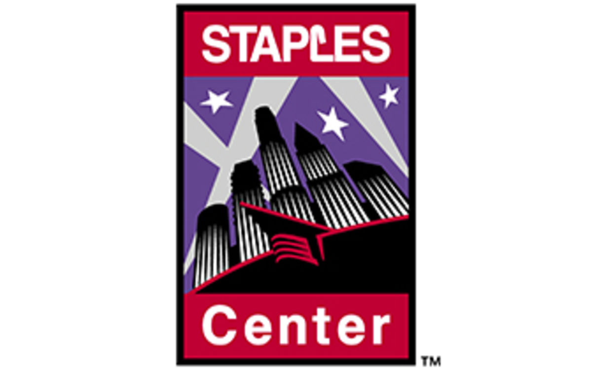 STAPLES Center stack
