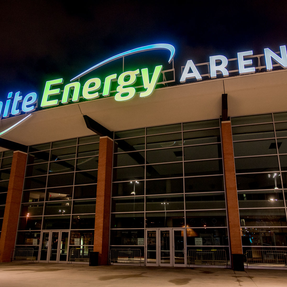 Exterior image of Infinite Energy Center